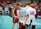 Latvijas izlasei pietrūkst 10 sekundes, lai uzvarētu zviedrus