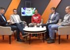 Video: Apaļā galda diskusija: basketbols un studijas ASV - par vai pret?