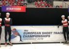 Šorttrekistam Kārlim Krūzbergam 35. vieta Pasaules kausa posmā