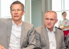 LBS darbam FIBA komisijās virza Šnepu, Baško un Kehri