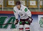 Uzbrucējs Artūrs Ozoliņš pēc 14 gadiem ārzemēs atgriežas Latvijas čempionātā