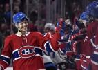 """""""Canadiens"""" ļauj Kotkaniemi pārcelties uz Karolīnu, kā rezerves plānu iemaina Dvorāku"""