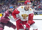 """""""Blue Jackets"""" spēlētāji Gavrikovs un Grigorenko pievienosies Krievijai"""