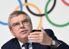 "SOK prezidents Bahs: ""Covid-19 nevienai valstij neliegs dalību olimpiādē"""