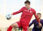 Uldriķim pilna spēle un ļoti sāpīgs zaudējums pret Šveices čempioni
