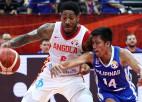 Filipīnas amizantā veidā izšķērdē iespēju izraut uzvaru, papildlaikā piekāpjoties Angolai