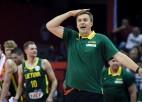 Nesasniegtā mērķa dēļ Adomaitis pēc Pasaules kausa pametīs Lietuvas izlasi