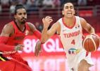 Tunisija nosargā uzvaru pret Angolu un saglabā olimpisko cerību