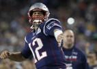 NFL lielākā zvaigzne Breidijs nepaliks komandā, kurā spēlēja kopš 2000. gada