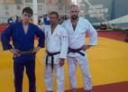 Džudists Zarudņevs ieņem augsto piekto vietu U23 Eiropas čempionātā