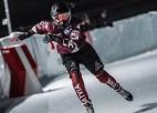 """Justīnei Zonnei ceturtā vieta """"Red Bull Ice Cross"""" sacensībās"""