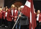 Latvijas sportisti gatavi cīņām Jaunatnes ziemas olimpiskajās spēlēs Lozannā