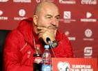 Pēc neveiksmīgā ''Euro2020'' no Krievijas galvenā trenera amata atlaiž Čerčesovu