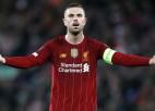 """Savainojumu nomāktās """"Liverpool"""" kapteinim Hendersonam veikta operācija"""