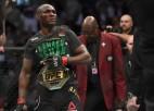 """UFC ar """"Cīņu Salu"""" atgriežas Abu Dabī; pirmajā šovā trīs titulcīņas"""