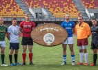 Latvijas regbija čempionātā šosezon piedalīsies sešas komandas