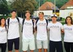 Namiķe un Brailko triumfē U20 EČ grupā, tālāk tiek arī Stankevičs/Rinkevičs