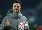 ''Liverpool'' futbolists Žota kļuvis par labāko ''FIFA 21'' spēlētāju pasaulē