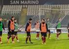 Latvija Lāčplēša dienā pret FIFA ranga pēdējo vietu