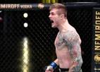 Itālietim Vetori lielākā uzvara karjerā, UFC šķiras no veterāna Romero