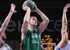 Freimanis <i>uguņo</i> ar 26 punktiem ''Zielona Gora'' uzvarā, CSKA panākums Minskā