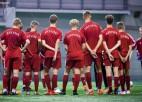 Latvijas U17 izlasēm atcelti 2021. gada Eiropas čempionātu mači