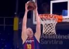 Video: Šmits danko un nopelna trešo vietu ACB nedēļas momentos