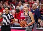 """Motes pārstāvētā """"Arizona"""" – nedēļas komanda NCAA; Mauriņai pirmās divas uzvaras"""
