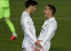 """Asensio un Vaskess sadarbojas, """"Real"""" labojas un uzveic labā formā esošo """"Celta"""""""