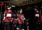 """Video: Rīgas """"Dinamo"""" trio kvalificējas KHL labākajiem vārtu guvumiem"""