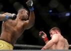 UFC smagsvaru zvaigzne Nganū tiek pie gaidītā revanša pret čempionu Miočiču