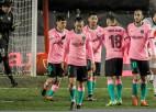 ''Copa del Rey'' ceturtdaļfinālā ''Barcelona'' ielozē ''Granada''