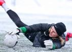 """""""Valmieras"""" vārtus varētu sargāt Krievijas Premjerlīgas rekordu uzstādījis jaunietis"""