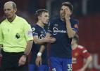 """""""Southampton"""" pieprasa, lai Premjerlīgas tiesneši vairs netiesā viņu spēles"""