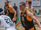 Latvieši valda Igaunijas basketbolā - Jaunzemam atzinība kā janvāra MVP