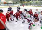Pavasara lielajam hokejam katram gadījumam gatavojas arī Latvijas otrā izlase