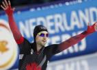 PČ ātrslidošanā 500 metru sprinta distancēs triumfē Dabruils un Goļikova