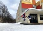 """""""VEF Rīgas skolu superlīgas"""" dalībnieki sāk krāt kilometrus"""