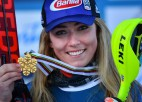 Šifrinai iespējas palielināt fenomenālo rekordu slalomā