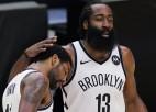 Ērvings un Hārdens nepalīdzēs ''Nets'' sērijas piektajā spēlē pret ''Bucks''