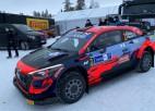 Solberga stūrmanim pirms Lapzemes WRC rallija starta konstatēta saslimšana ar ''Covid-19''
