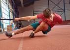 Šorttrekisti gatavojas pasaules čempionātam un domā par olimpisko atlasi