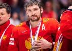 Krievija pasaules čempionātā Rīgā startēs zem federācijas vai olimpiskās komitejas logo