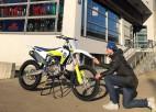 """Karro ar """"MX Moduls"""" komandu startēs Latvijas un Igaunijas motokrosa čempionātos"""