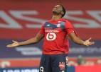 PSG uzvar bez Neimāra, Mbapē un citiem līderiem, Lille galotnē nosargā 1. vietu