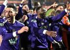 Marseļas ''Olympique'' otro reizi trīs gadu laikā kausa izcīņā zaudē 4. līgas klubam