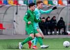 """""""Metta"""" piesaista japāņu uzbrucēju, Nākotnes līgā spēlēs četri korejieši"""