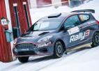 Jaunā ''Ford Fiesta Rally3'' mašīna sevi pierādījusi godam