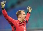 Latvija jūnijā spēlēs pret četrkārtējo pasaules čempioni Vāciju
