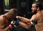 Pandēmija, atkāpies! UFC rīkos pirmās cīņas pie pilnām tribīnēm 13,5 mēnešu laikā